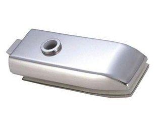 Glass Door Single-Action Lock  prepared for Handle