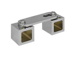 15x15  Square Ajustable Joint / Satin, Polish