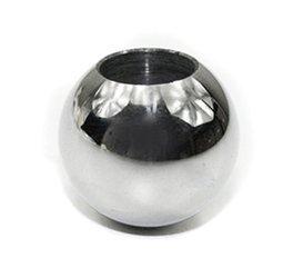 Ball ø 20-25 mm / tube ø 10-16mm / Satin