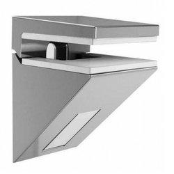 KALABRONE MINI Glass Shelf Holder / Satin, Polish