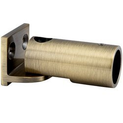 Round Ø 19 mm Adjustable Mount / Old Gold