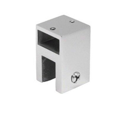 10x20 Support (Glass-to-Bar180°) / Satin, Polish