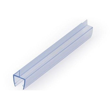 Glass Shower  Seal  (Wall-to-Glass)