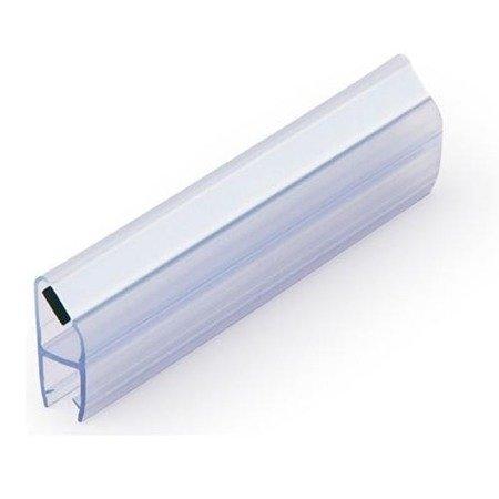 Shower Door Magnetic Seal  180° - 6,8,10 mm